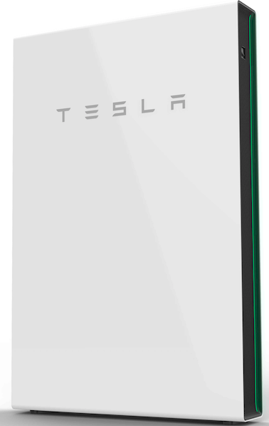 Powerwall 2 side angle